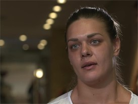 CROATIA'S SANDRA PERKOVIĆ (DISCUS THROWER) ON FELLOW COMPETITORS AND GERMANS IN PARTICULAR