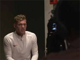 B ROLL FROM PRESS CONFERENCE AT IAAF MEETING PARIS