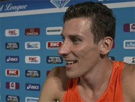 Pierre-Ambroise Bosse FRA on his preparations for the Berlin 2018 European Athletics Championships