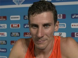 Pierre-Ambroise Bosse FRA  (2017 800m world champion) #THEMOMENTISCOMING