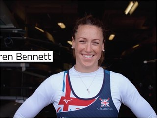 #TheMoment of the Week - Quick-fire quiz with Glasgow 2018 ambassador Karen Bennett