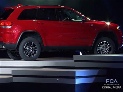 FCA US Debuts New Jeep® and FIAT Models and Offers Multiple Exhibits and Driving Experiences at the 2016 New York International Auto Show