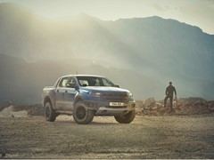 New Bad-Ass Ford Ranger Raptor is Coming to Europe – Ultimate Performance Pick-up Breaks Cover at Gamescom