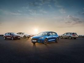 Ford 2018 Focus Range