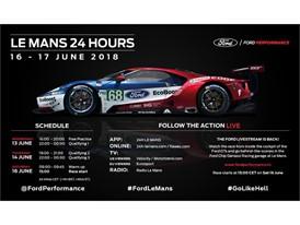 2018 Le Mans Infographic