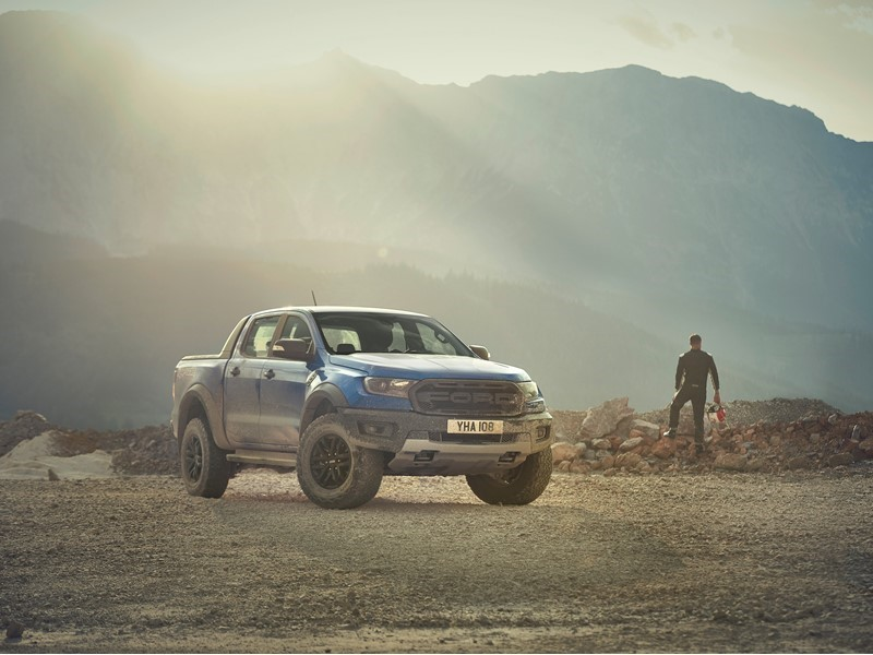 4af713313f New Bad-Ass Ford Ranger Raptor is Coming to Europe – Ultimate Performance  Pick-up Breaks Cover at Gamescom