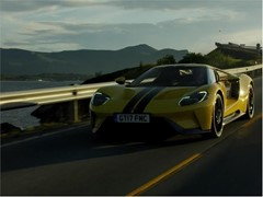 Watch Ford GT Cruise Atlantic Ocean Road – With a Detour to Set New Standard at World's Most Northerly Circuit