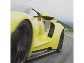 Ford GT - Trailer