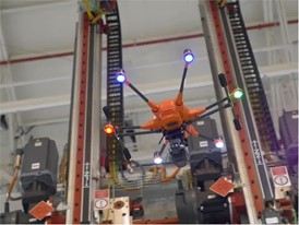 Ford Drones Keep Engine Plant Workers Safely Grounded