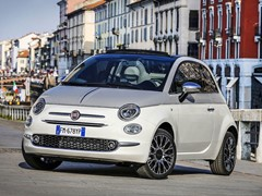 The New Fiat 500 Collezione to model in Fashion Shows across Europe