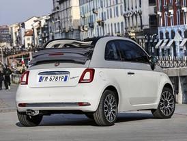 Fiat 500 Collezione Convertible