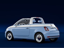 New Fiat 500 Spiaggina by Garage Italia