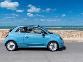New Fiat 500 Spiaggina '58