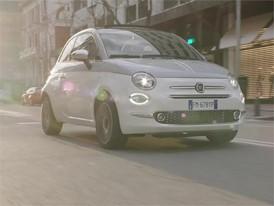 Fiat 500 Collezione Driving Scenes - Convertible