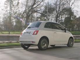Fiat 500 Collezione Driving Scenes - Coupe