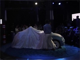 Fiat 500 birthday event and unveiling of the new models