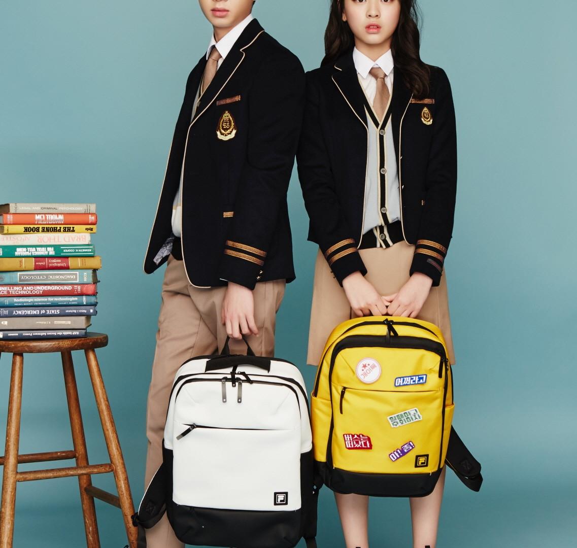 "Master of Study"" Campaign Kicks off FILA Korea's SS16 Season"