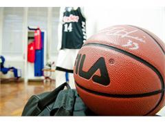 The FILA Museum Adopts a Junior Basketball Champion
