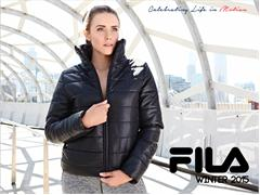 New Autumn/Winter 2015 Lookbook from FILA Australia