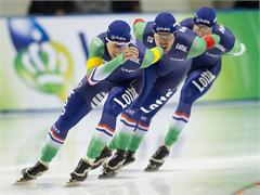 FILA to Sponsor the Federation of Dutch Ice Skating (KNSB) at 2018 Winter Games