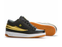Mr. Flawless Adds His Golden Touch To A FILA Classic
