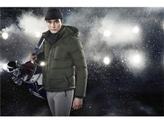 FILA Golf's New Down Jacket is Anything but Sub-Par