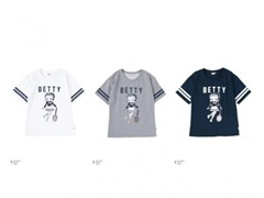 Betty Boop and FILA Team Up in Japan