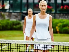 FILA Launches Women's Lawn Tennis Collection​​