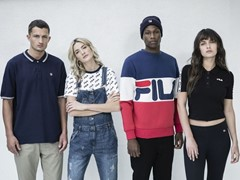 FILA North America Launches Fall 2016 Heritage Collection for Men and Women