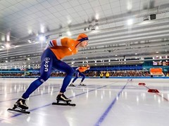 Netherlands 'Skating King' Sven Kramer Achieved 9th Overall Individual Win at the ISU European Allround Speed Skating Championship