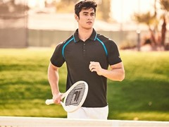 FILA Launches Men's Break Point Tennis Collection