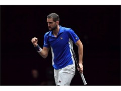 FILA's Marin Cilic and Team Europe Win the Inaugural Laver Cup