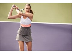 FILA Tennis Athlete Karolina Pliskova to Wear Game Day Collection for WTA Finals in Singapore