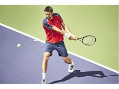 FILA Tennis Athlete Marin Cilic Qualifies for ATP Finals
