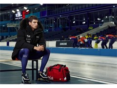 "FILA Korea Unveiled ""2017 Winter Collection"" Pictorial Modeled by Sven Kramer"