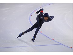 FILA USA Signs U.S. Olympic Speed Skater Shani Davis as Brand Ambassador