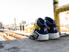 FILA USA Kicks Off the New Year with the Turnstile Pack