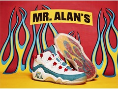 FILA USA and Mr. Alan's Unveil Limited-Edition 95 Sneaker