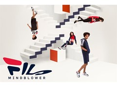 FILA Re-Launches Its Iconic Mindblower Shoe with a New Apparel Collection, 47 Collaborations and an Innovative Pop-Up Experience