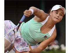 FILA's Ashleigh Barty Starts Grass Season with Statement Title Run in Nottingham