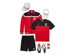 FILA Unveils New Uniform Collection for Rogers Cup Presented by National Bank in Toronto & Montreal