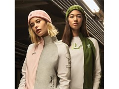 FILA and Bandier Launch Third Capsule Collection for Fall/Winter 2018