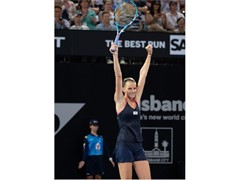 Pliskova, Kenin Capture Brisbane and Auckland Titles
