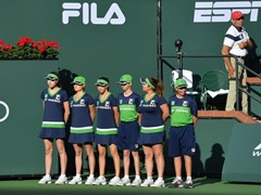 FILA Extends Sponsorship of the BNP Paribas Open