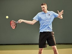 FILA Extends Partnership With Top Ranked American Male, World No. 9 John Isner