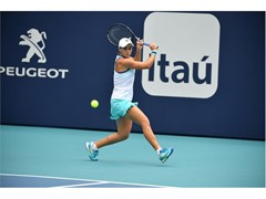 FILA Tennis Player Ashleigh Barty Continues Historic Ascent, Claims First Premier Mandatory Title in Miami