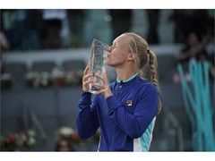 Kiki Bertens Captures Clay Court Crown in Madrid