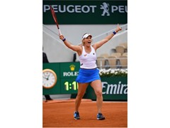 FILA's Timea Babos Returns to the Grand Slam Winner's Circle, Secures French Open Doubles Title