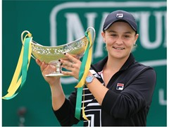 FILA's Ash Barty Completes Quest for World No. 1 at Birmingham, Kenin Triumphs in Mallorca