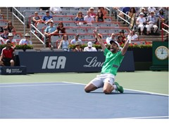 FILA Tennis Player Horacio Zeballos Wins Doubles Title at FILA-Sponsored Rogers Cup
